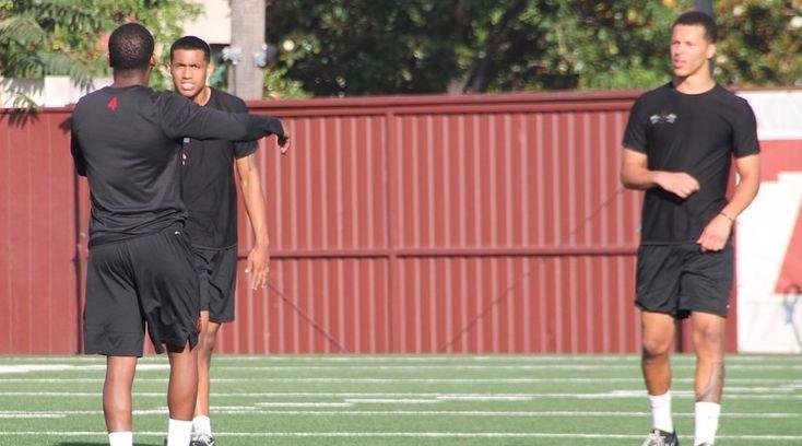 WeAreSC   USC Football   Recruiting   Basketball   Photos: USC PRP (6-15)