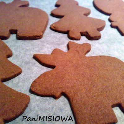 Kruche ciasteczka korzenne (autor: panimisiowa) - DoradcaSmaku.pl