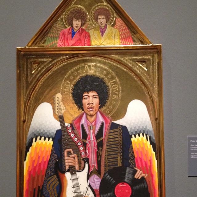 Peter Murphy: Jimi Hendrix