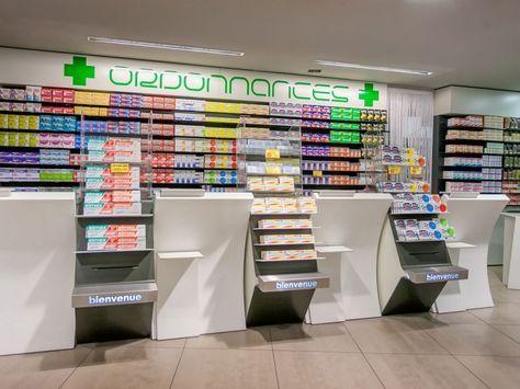 Pharmacie Espace Santé Nature, Etrembières - FR