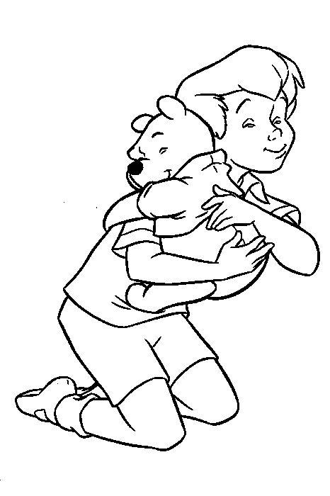 76 best Winnie the Pooh Coloring