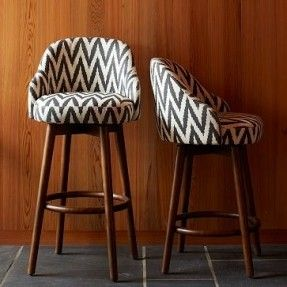 Upholstered Bar Stools - Foter