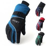 Promotional New Style Outdoor Ride Bicycle Keep warm windproof and waterproof Gloves