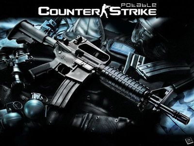 """Strike. Counter Strike was at first a modification of Half-Life, called """"Half-Life: Counter Strike"""". Its popularity increased rapidly and it became an individual game."""