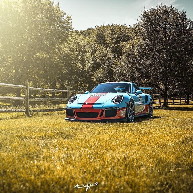 GT3RS Lawn mower
