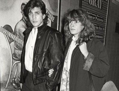 Eric Roberts and Julia Roberts