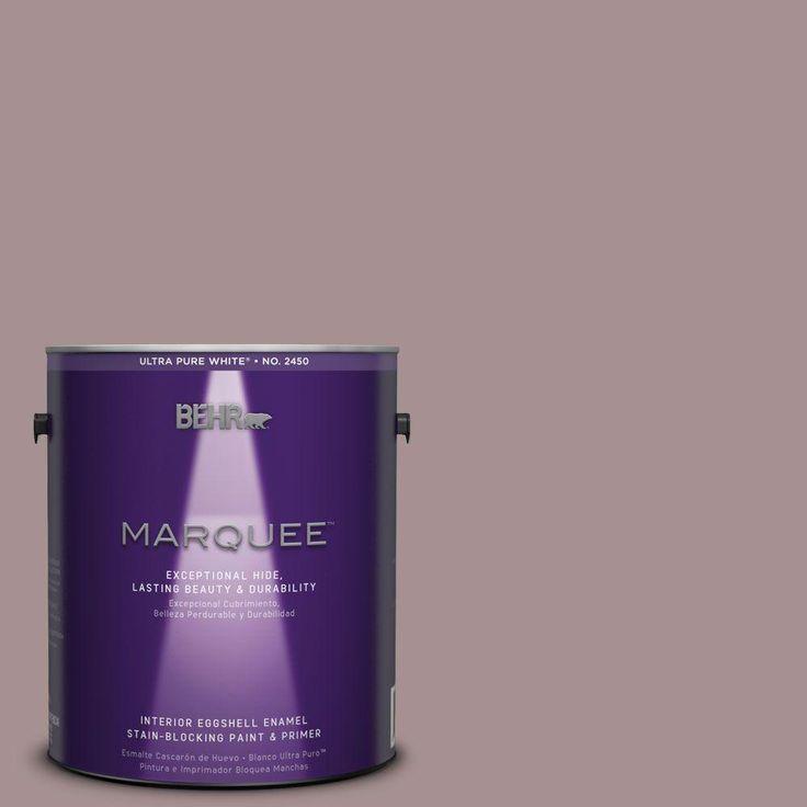 1-gal. #MQ1-40 Tribeca Eggshell Enamel Interior Paint