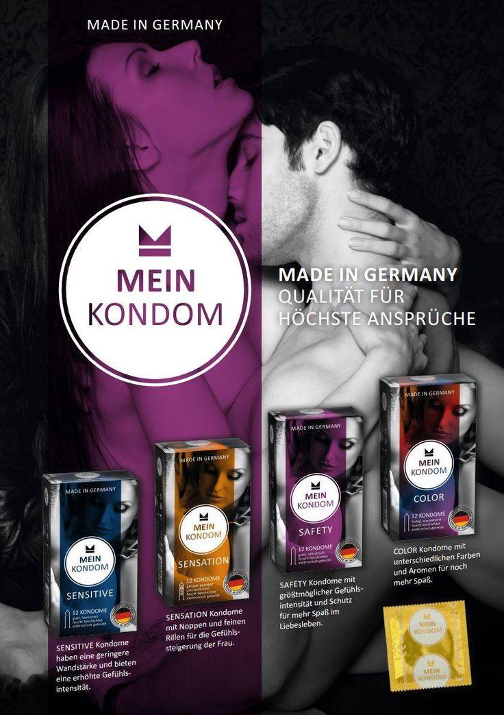 QUALITÄT FÜR HÖCHSTE ANSPRÜCHE - MADE IN GERMANY  Jetzt 20% Rabatt sichern - exklusiv auf www.mein-kondom.de Rabatt-Code: meinkondom12 (gültig bis zum 31.03.2016)   Hier geht's zum MEIN KONDOM Sortiment: https://www.mein-kondom.de/de/kondom-uebersicht/marke/11-mein-Kondom  #Kondome #Rabatt #MEINKONDOM