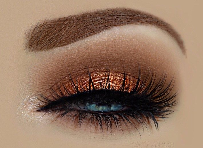 I did this look a couple of days ago with my new Morphe 35O palette