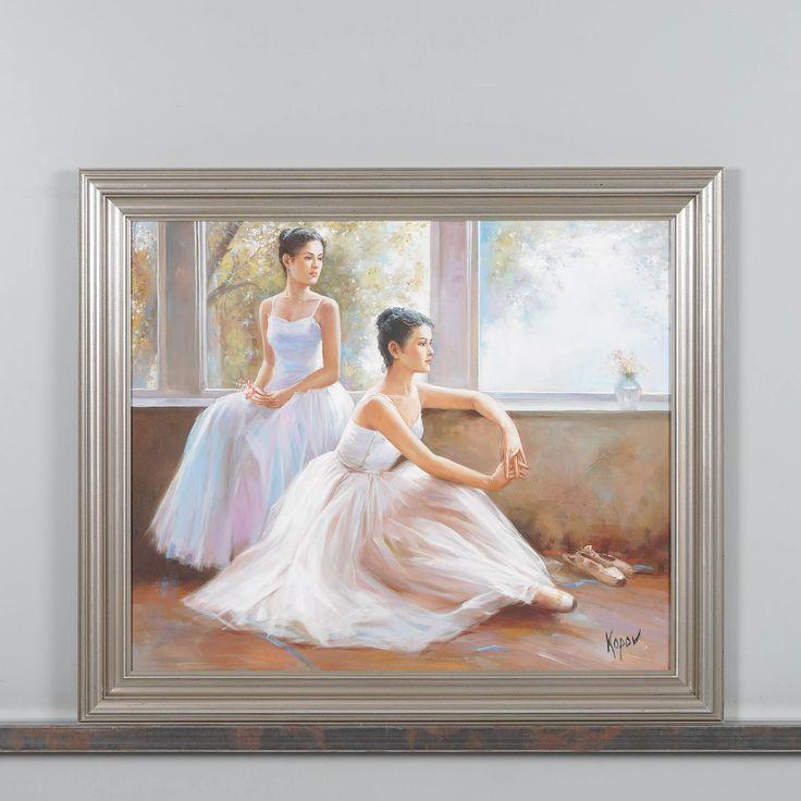 Maalaus, KOPOV, 50x60 cm.