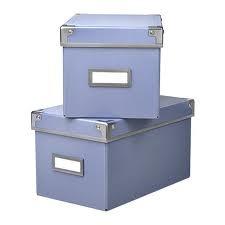 Kassett låda Ikea