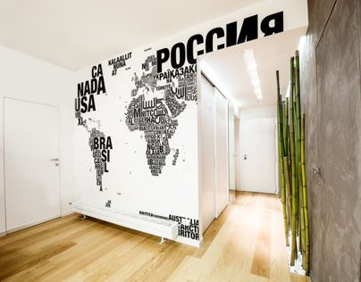 """Check out new work on my @Behance portfolio: """"Travel House"""" http://on.be.net/NpaI13"""