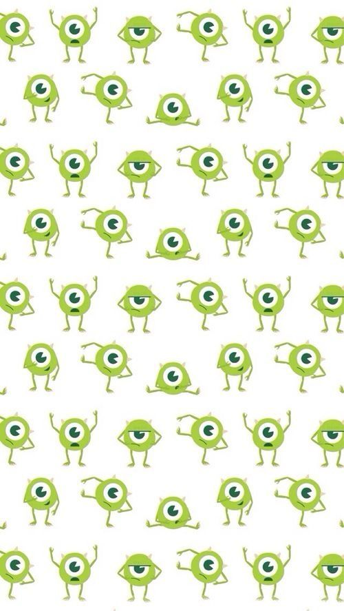 Great for iPhone background - Monsters Inc