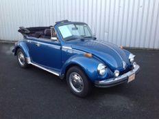 Volkswagen - Beetle (Escarabajo) 1303 LS descapotable - 1976