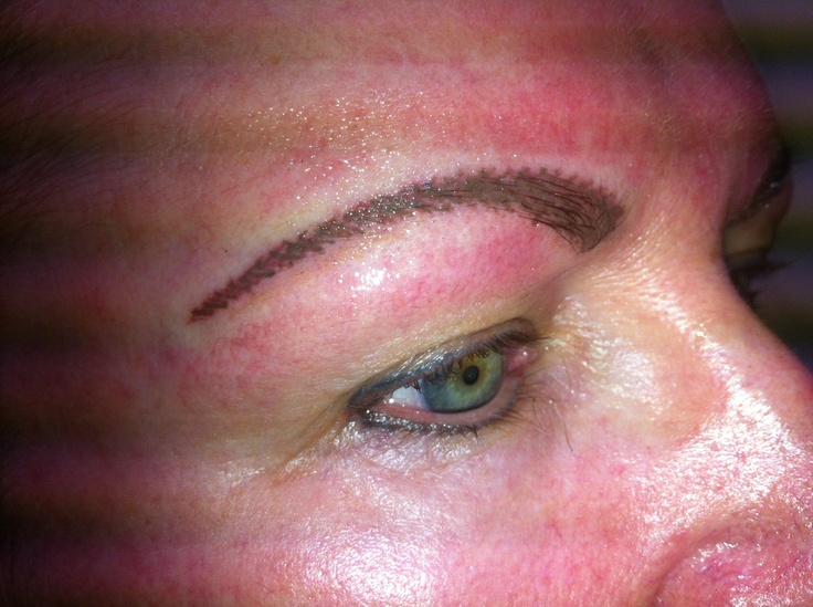 110 best images about Permanent makeup on Pinterest   Permanent makeup eyebrows, Eyeliner and ...