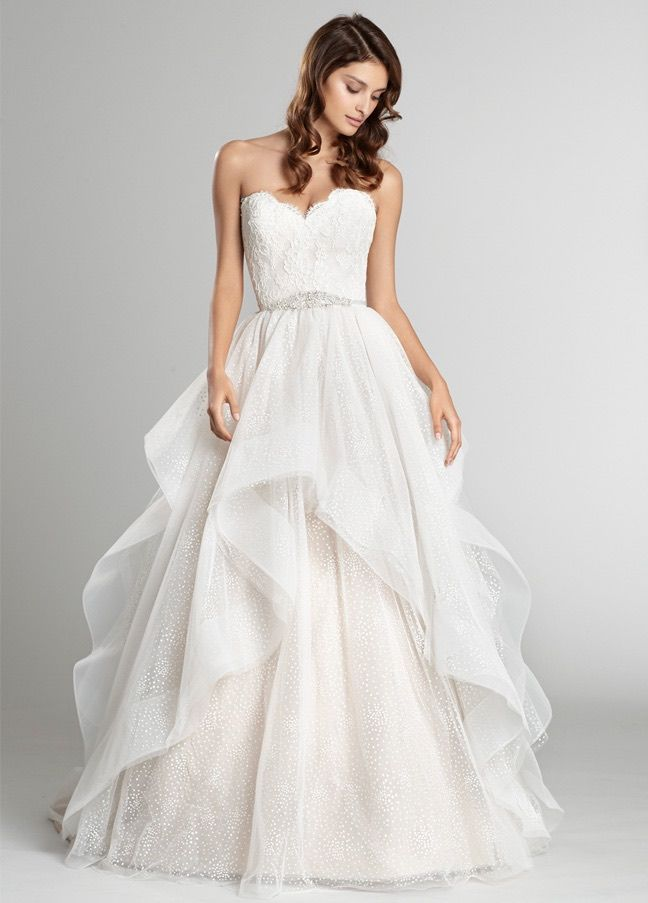 This stunning 2015 Fall bridal collection from Alvina Valenta wedding dresses proves it's all in the details. From the delicate Jeweled embroidery, to the sexy mermaid bridal gown with a skirt of cascading tulle, to the gorgeous scoop neckline and low open back, this fabulous collection has it all! Don't miss a single ounce of the prettiness, in the gallery right here. Click here to […]