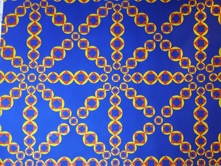 Trama, pattern, textura y colores