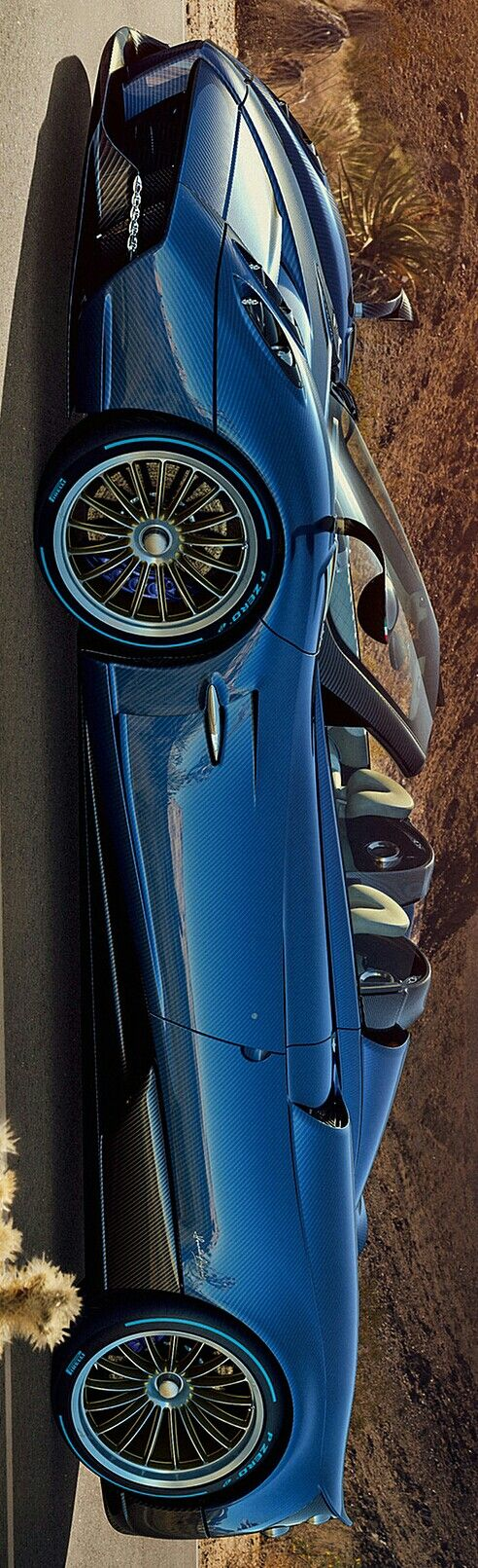 2017 Pagani Huayra Roadster by Levon