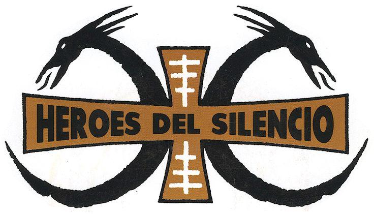 El enigma del logotipo de Héroes del Silencio: la mar-ca no cesa ( 759 x 435 )