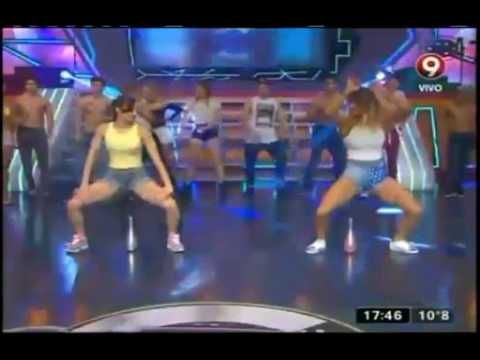 Baile biancaela!! - YouTube