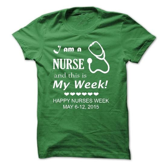 National Nurses Week 2015 T-Shirts, Hoodies (21$ ==► Shopping Now to order this Shirt!)