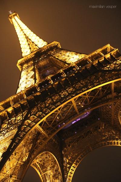 La Tour Eiffel in Paris, France