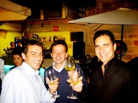 Curatolo Arini Wines  Live Jazz