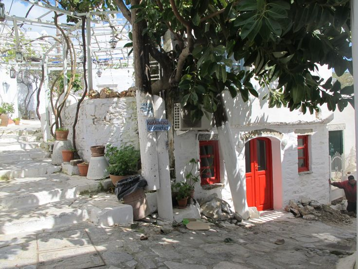 Picturesque chora, Amorgos