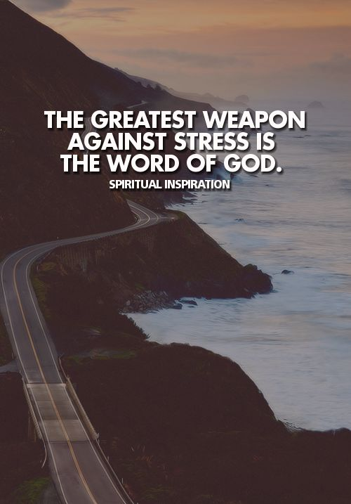 This is SO true! 7 Great Bible Verses for Stress 2 Samuel 22:7 Exodus 33:14 Psalm 55:22 Philippians 4:6-7 Psalms 56:3-4 Deut. 31:6 Proverbs 3:5-6