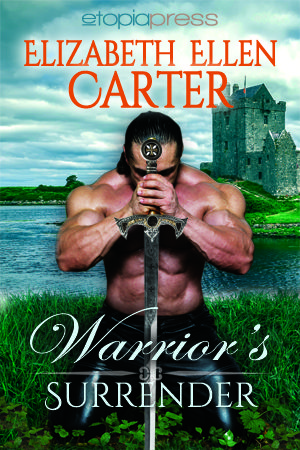 Cover of the Medieval Historical Romance Warrior's Surrender, out November 7 2014