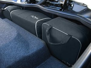 Saturn Sky Luggage Bags 3 Piece Basic Set By Roadtrip