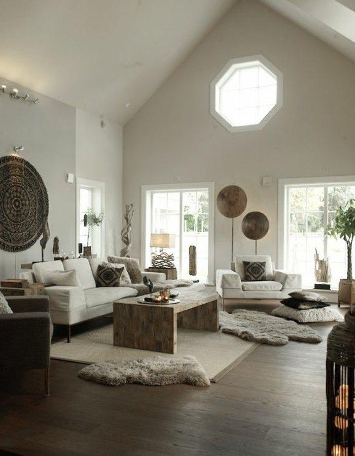 Toll Schöne Wohnzimmer Dachgeschoss