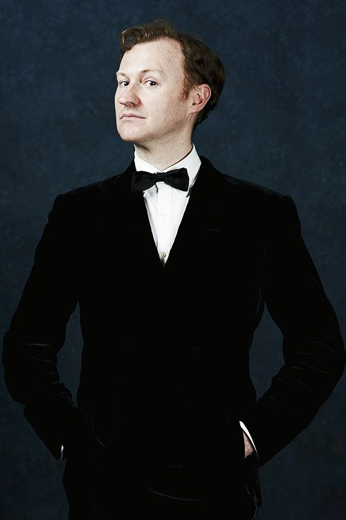 Mark Gatiss - Mycroft