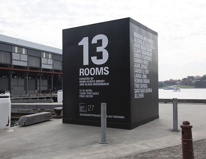13 Rooms - Collider Portfolio - The Loop