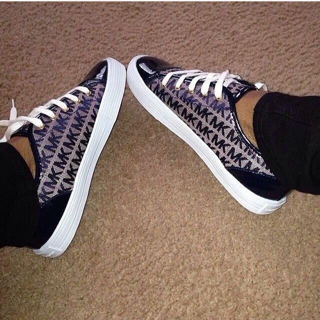 Buy michael kors sneakers womens blue > OFF78% Discounted