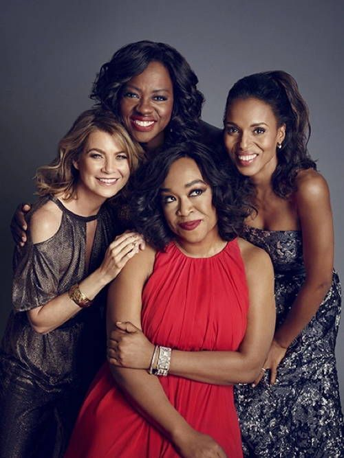 """Shonda Rhimes Teaches Creative Writing - """"There are as many different types of dramas as you can make up in your head…"""""""