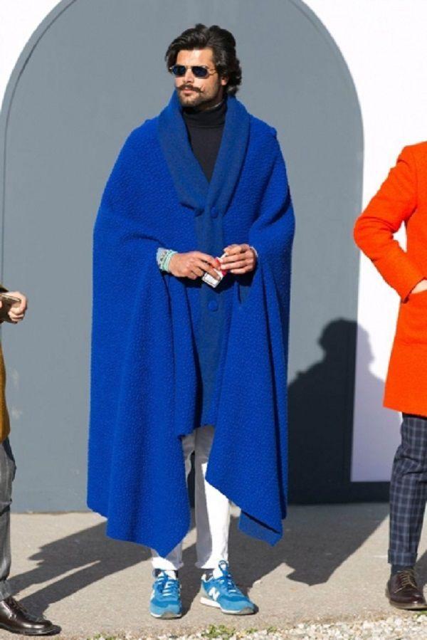 Стильная мужская одежда на всемирной выставке Pitti Uomo: новинки сезона осень-зима 2016/2017. Часть 2 - Ярмарка Мастеров - ручная работа, handmade