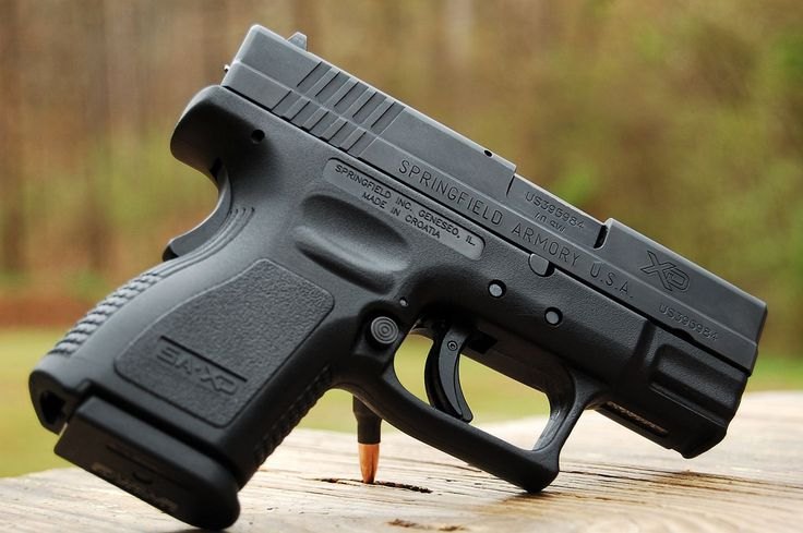 Springfield Armory SA-XD Sub-Compact #Springfield @Thomas Marban Haight's Outdoor Superstore