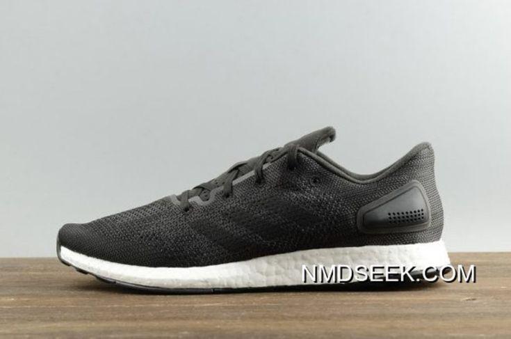 d6a5ae45b Adidas PureBoost DPR Black S8 Mens Shoes Best