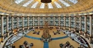 """The West Baden Springs Hotel, the """"Eighth Wonder of the World"""" and the Site of Several Fraternity Conventions. See http://wp.me/p20I1i-12a."""