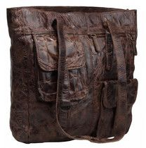 TORBA DAMSKA SHOPPER BILLY THE KID 406-22  Ładna czekoladowa, duża i wygodna torba.