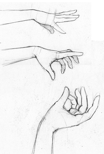how to draw reaching hands - Google Search