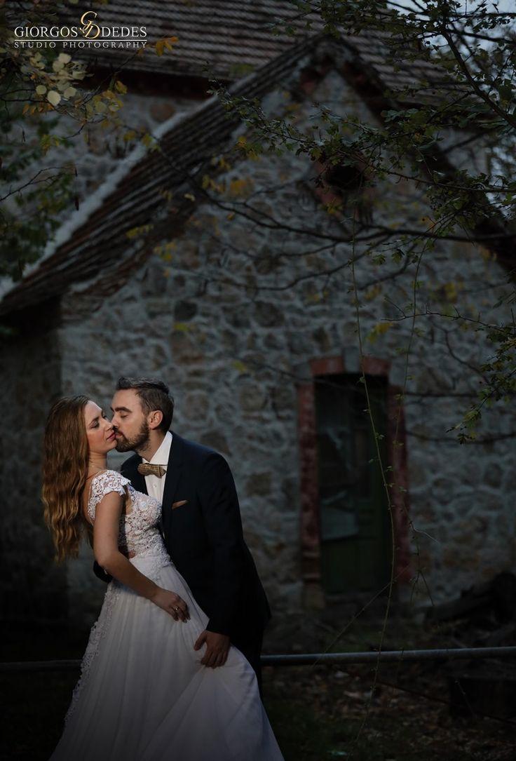 Φωτογράφος γάμου στην Αθήνα | www.studio-dedes.gr