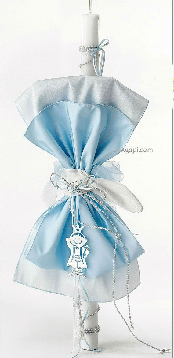 Greek baptism handmade candle  Custom theme Little Prince http://e-agapi.com/index.php?route=product/product&path=354_367&product_id=107