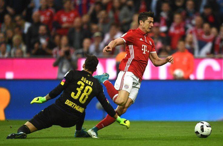 Liga Jerman: Bayern Kalahkan Dortmund dalam Duel Der Klassiker -  https://www.football5star.com/berita/liga-jerman-bayern-kalahkan-dortmund-dalam-duel-der-klassiker/