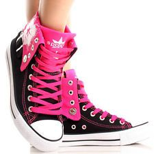 Adidas Shoes For Girls High Tops Pink And Black