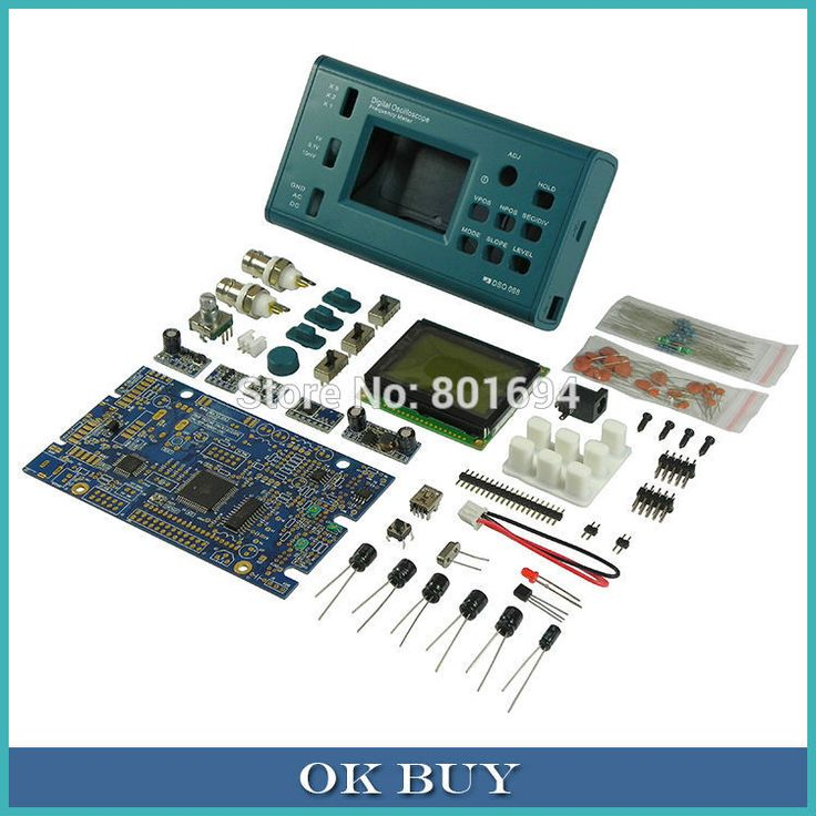 14 best ultrasonic generator circuit images on pinterest beijing pocket sized digital oscilloscope e learning competition diy kit parts dso 068 frequency fandeluxe