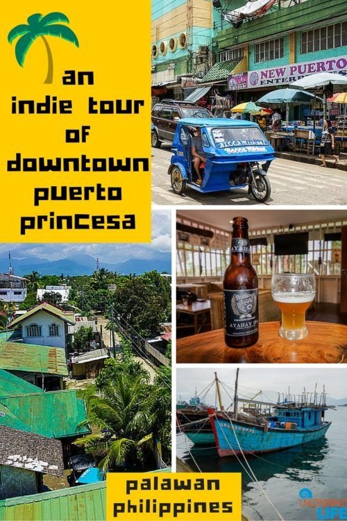 Tour of Downtown Puerto Princesa, Palawan, Philippines, Uncontained Life