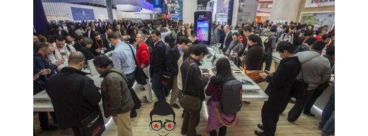 En Büyük Mobil Dünya Kongresi | AmkTekno - Mizahi Teknoloji ve internet Haberleri
