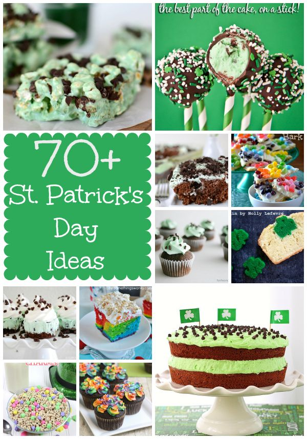 Over 70 st patricks day ideas